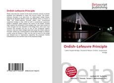 Ordish–Lefeuvre Principle kitap kapağı