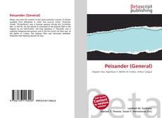 Copertina di Peisander (General)