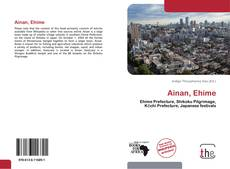 Bookcover of Ainan, Ehime