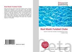 Borítókép a  Real Madri Futebol Clube - hoz