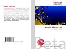 Capa do livro de Amelie Plaas-Link