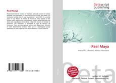 Bookcover of Real Maya