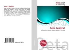 Capa do livro de Peire Cardenal