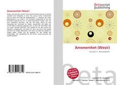 Bookcover of Amenemhet (Wesir)