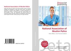 Capa do livro de National Association of Muslim Police
