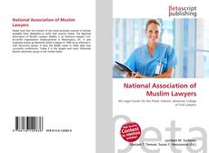 Bookcover of National Association of Muslim Lawyers