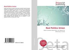 Bookcover of Real Politics Union