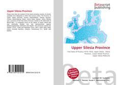 Обложка Upper Silesia Province