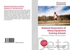 Copertina di National Association of Heavy Equipment Training Schools