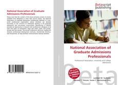 National Association of Graduate Admissions Professionals的封面