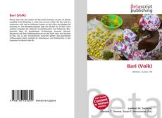 Bookcover of Bari (Volk)
