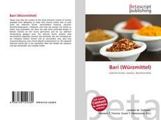 Bari (Würzmittel) kitap kapağı