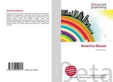 Buchcover von America-Klasse