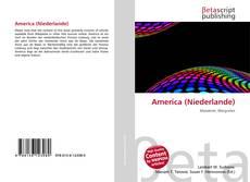 Borítókép a  America (Niederlande) - hoz
