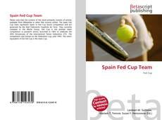Copertina di Spain Fed Cup Team