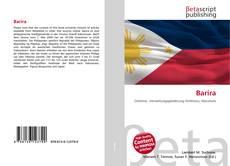 Bookcover of Barira