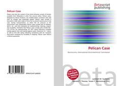 Buchcover von Pelican Case