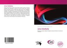 Bookcover of Jana Ueekata
