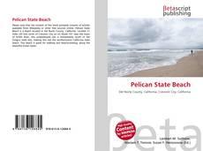 Buchcover von Pelican State Beach