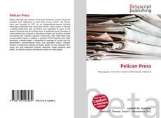 Buchcover von Pelican Press