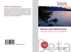 Buchcover von Pelican Lake (Minnesota)