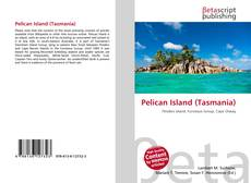 Buchcover von Pelican Island (Tasmania)
