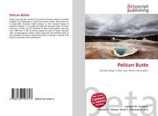 Buchcover von Pelican Butte