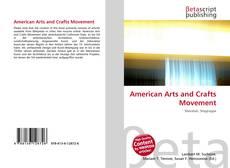 Buchcover von American Arts and Crafts Movement