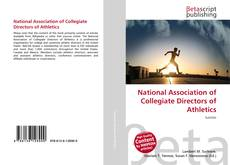 Bookcover of National Association of Collegiate Directors of Athletics