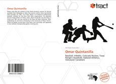 Bookcover of Omar Quintanilla