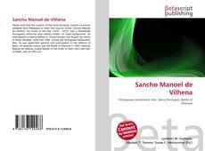 Capa do livro de Sancho Manoel de Vilhena
