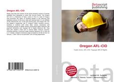 Bookcover of Oregon AFL–CIO