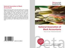 Borítókép a  National Association of Black Accountants - hoz