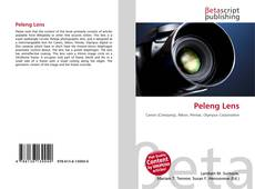Borítókép a  Peleng Lens - hoz