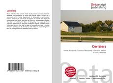 Bookcover of Cerisiers
