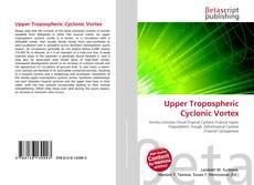 Portada del libro de Upper Tropospheric Cyclonic Vortex