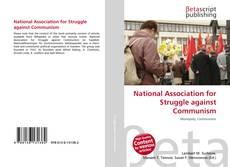 Borítókép a  National Association for Struggle against Communism - hoz