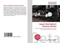 Bookcover of Upper Warlingham Railway Station