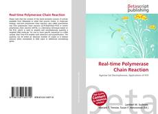 Real-time Polymerase Chain Reaction kitap kapağı