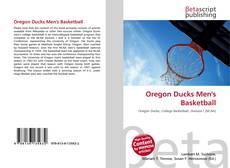 Capa do livro de Oregon Ducks Men's Basketball