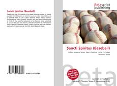 Bookcover of Sancti Spíritus (Baseball)