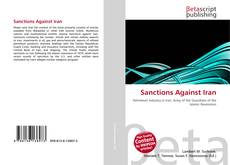 Buchcover von Sanctions Against Iran