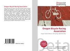 Bookcover of Oregon Bicycle Racing Association