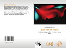 Copertina di 2005 in Irish Music
