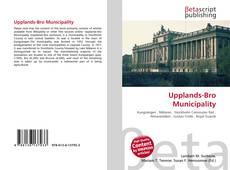 Bookcover of Upplands-Bro Municipality