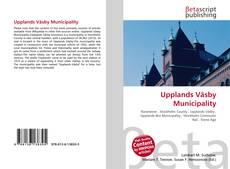 Bookcover of Upplands Väsby Municipality