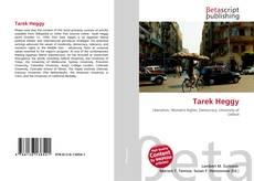 Bookcover of Tarek Heggy