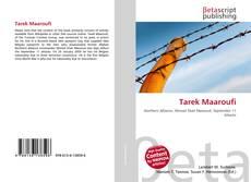 Portada del libro de Tarek Maaroufi