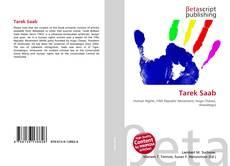 Portada del libro de Tarek Saab