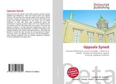 Bookcover of Uppsala Synod